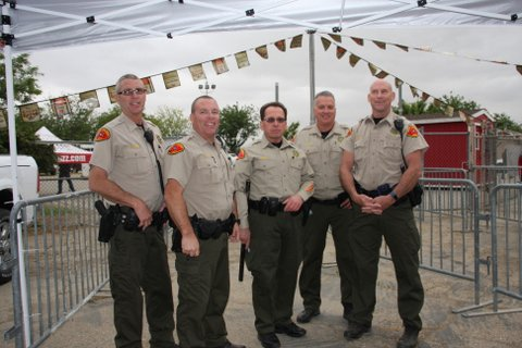 2017 Kern County Stampede Rodeo Kern County Sheriff S