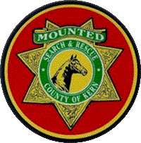 Kern County Sheriff's Mounted Search and Rescue